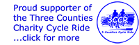 Visit the Three Counties Charity Cycle Ride Website