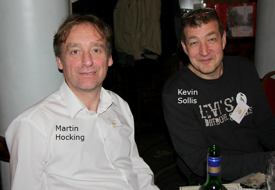Martin Hocking
