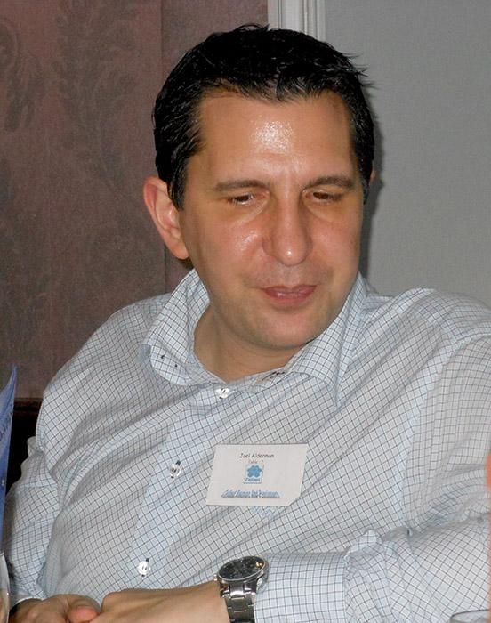 Joel Alderman