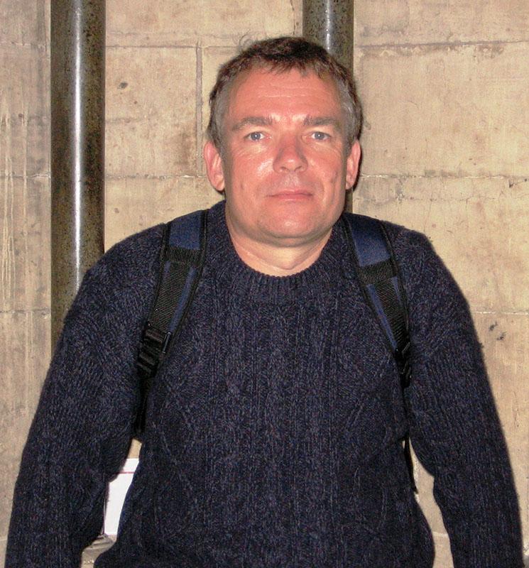 Ian Blakeley