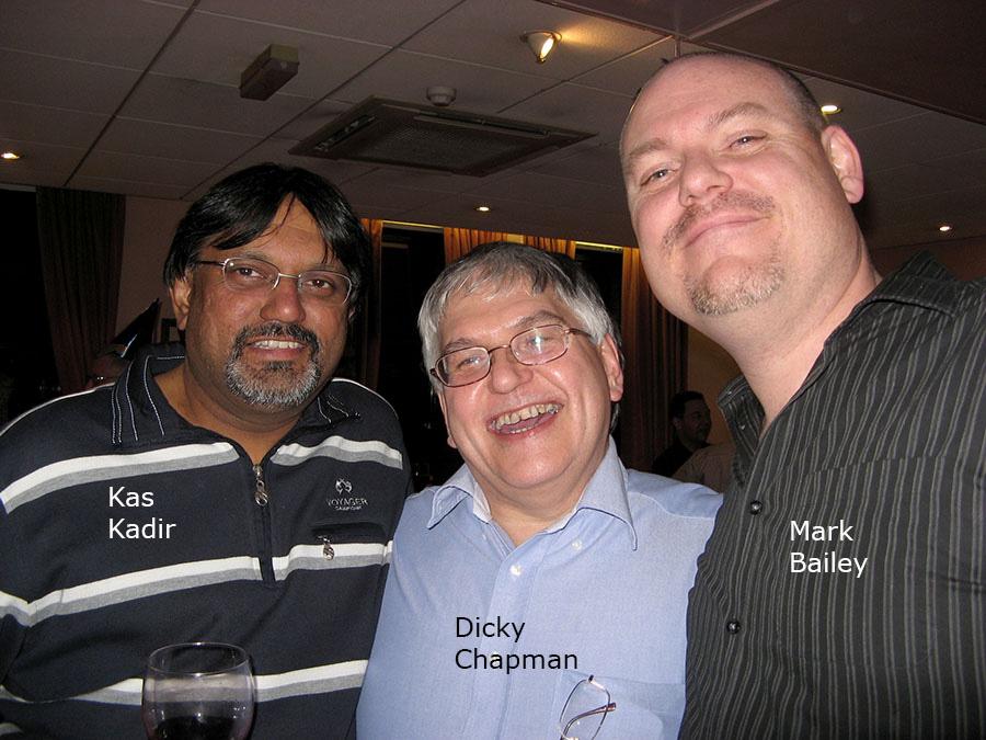 Dicky Chapman