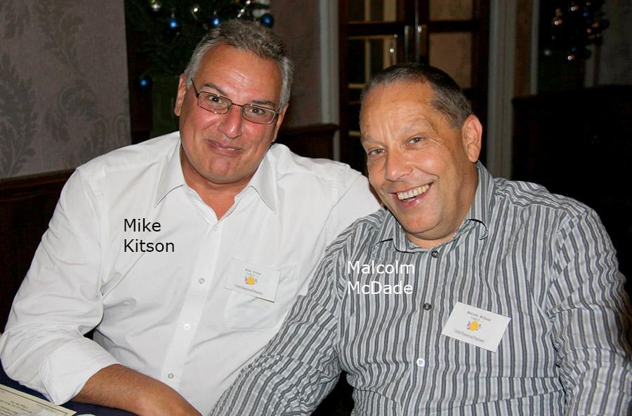 Mike Kitson