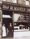 Link to Manze Pie and Mash website